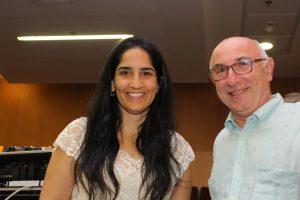 Prof. Rittel + Keren Yona