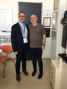 Prof. Rittel + Prof. Franck Barbier