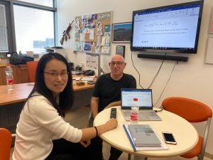 Jing Xie & Daniel Rittel