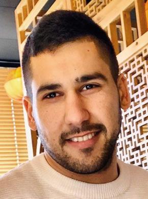 Photo of Moshe Shamir