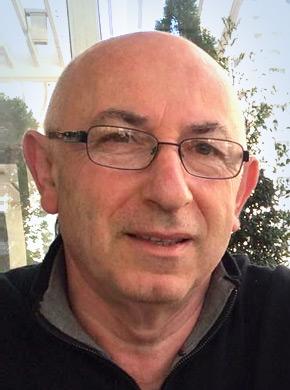 Photo of Prof. Daniel Rittel