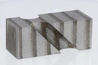 Picture of A Shear Compression Specimen